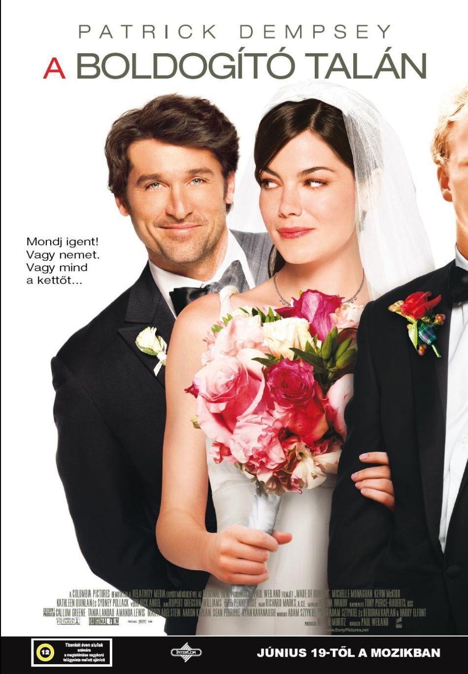 Top 10 esküvői film a nagy NAP előtt